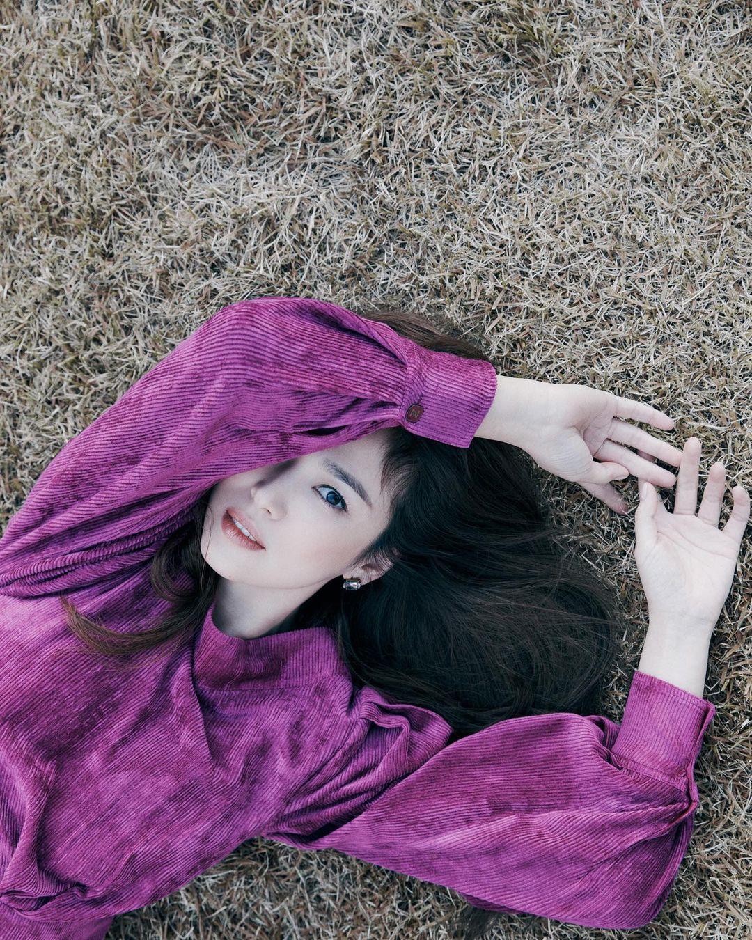 Song Hye Kyo Masih Kandidat Wanita Berwajah Sempurna Sejagad
