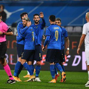 Italia Umumkan Skuad Bayangan untuk Piala Eropa 2020