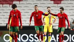 UEFA Nations League: Portugal Berani Pasang 4 Striker Lawan Prancis?
