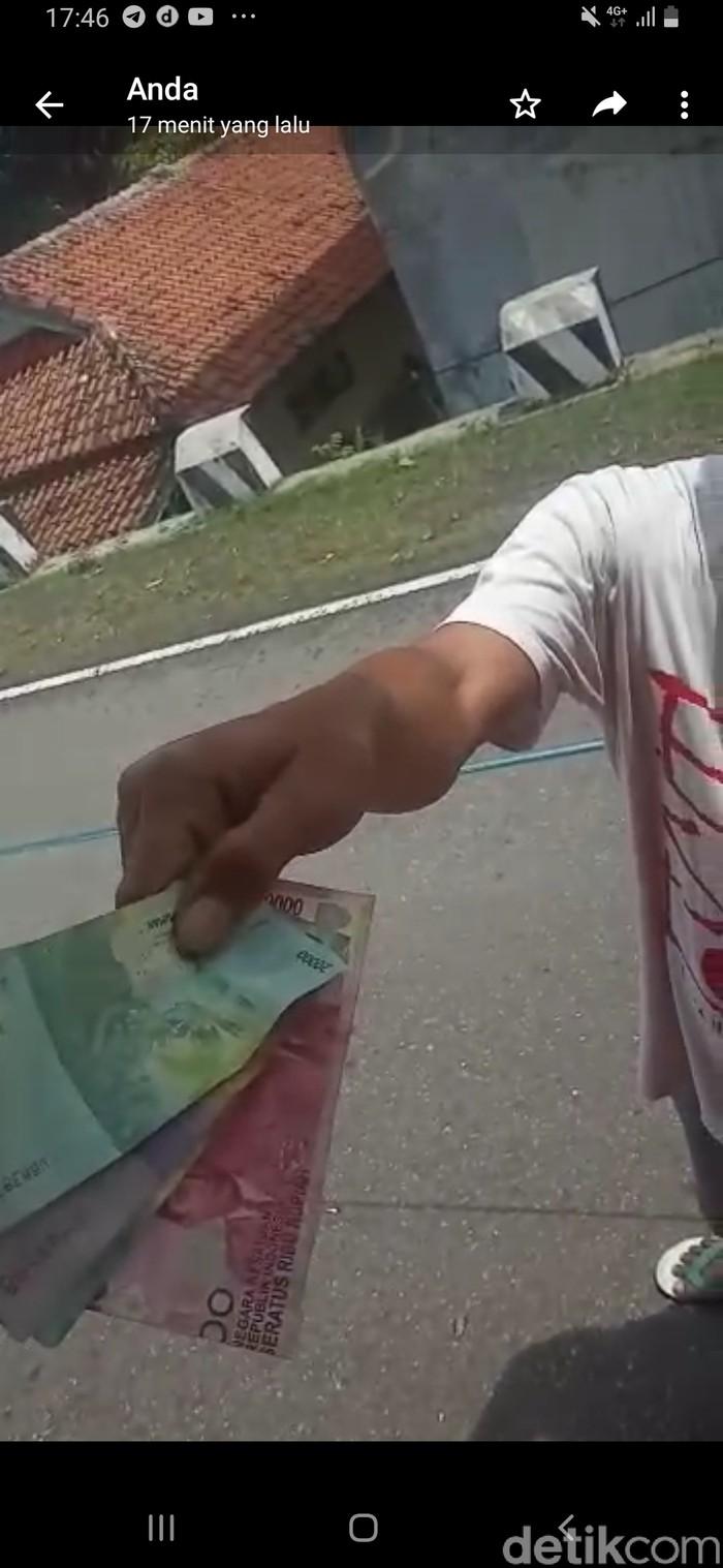 Viral video aksi pungli di Tasikmalaya