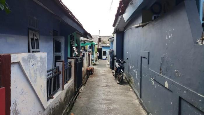 Akses ke rumah pasien Corona di Depok sudah dibuka lagi setelah sempat ditutup warga.