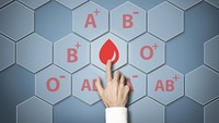 Studi Golongan Darah soal Risiko COVID-19, Ini yang Paling Rentan hingga Kebal