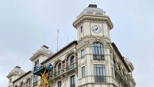 gedung di Spanyol