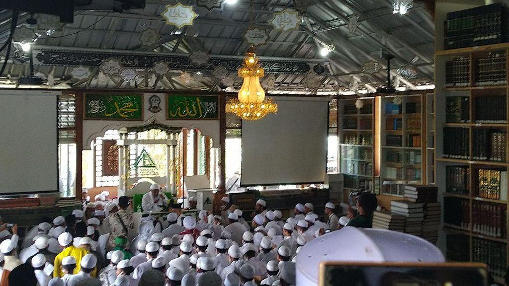 Polda Jabar: Ponpes Markaz Syariah di Bogor Milik Habib Rizieq