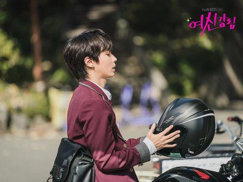 Hwang In Yeob di True Beauty