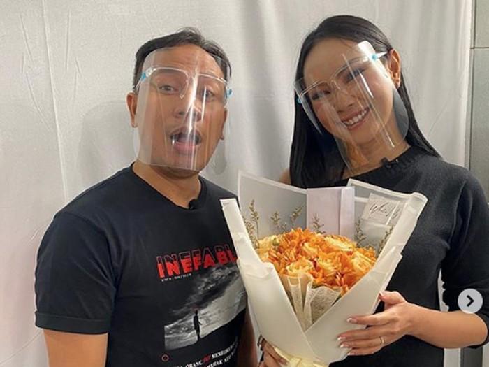 Kalina dan Vicky Prasetyo