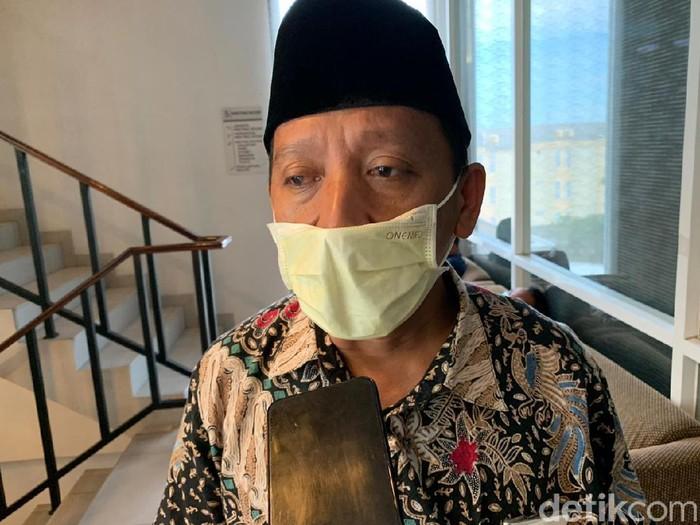 Ketua Dewan Pengupahan Jatim Ahmad Fauzi