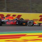 Max Verstappen Tercepat di FP1 GP Turki 2020