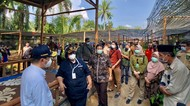 Menteri LHK Kunjungi Kampar: Terima Kasih Wujudkan Riau Bebas Asap 2020