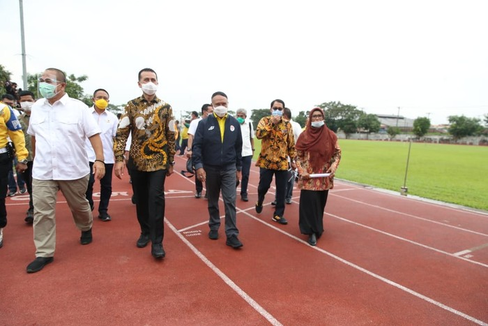 Menteri Pemuda dan Olahraga (Menpora) Zainudin Amali menyebut Sumatera Utara (Sumut) merupakan salah satu gudang atlet berprestasi.