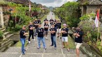 Saat Ratusan Pecinta Pajero Touring dan Promosi Pariwisata Bali