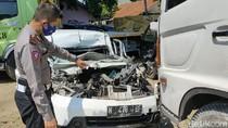 Anggota F-PDIP Malang Tewas Kecelakaan di Tol, Sopir Diduga Ngantuk