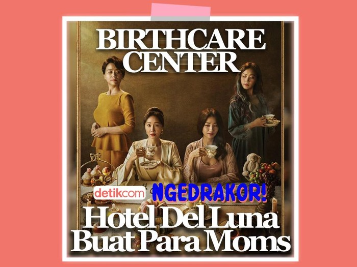 Podcast ngedrakor!  episode Birthcare Center