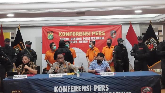 Polisi tangkap 5 pelaku penusukan pendukung Paslon Cawalkot Makassar