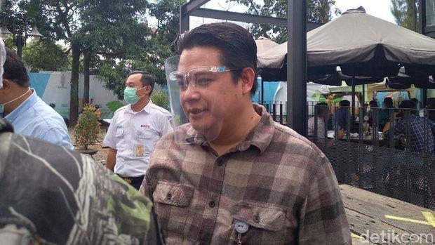 Plt. Direktur Operasi KAI Wisata, Raden Agus Dwinanto Budiaji