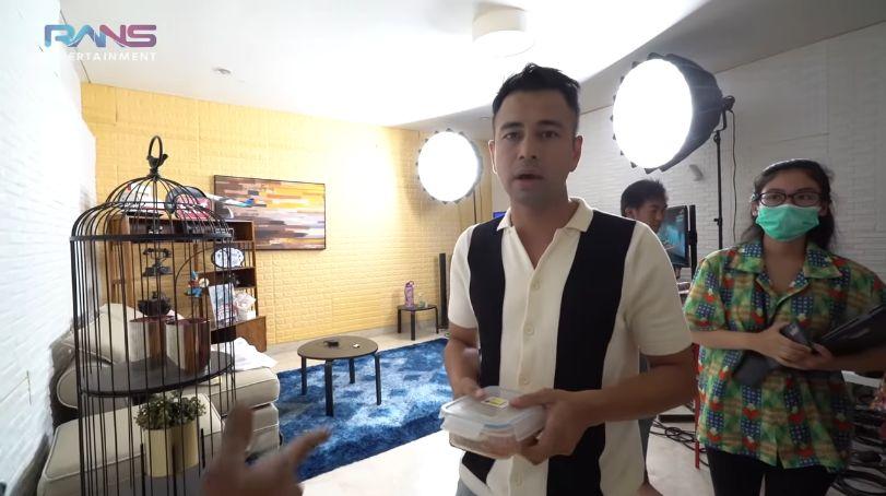 Dimas 'Ahmad' Masak Nasi Goreng untuk Raffi Ahmad
