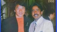 Rano Karno Foto Bareng Jackie Chan: Pendekar Betawi Jumpa Legenda Kung Fu