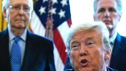 Terbilang Jutaan Dolar Duit Trump Demi Penghitungan Ulang