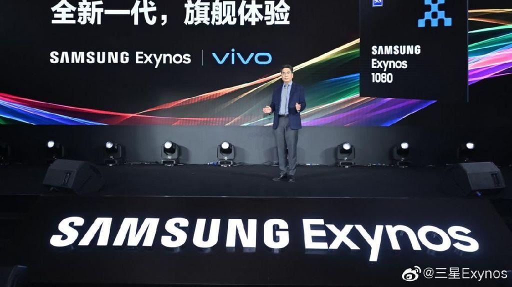 Samsung Pamer Fitur Exynos 1080