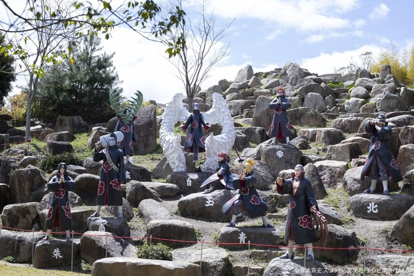 Perwakilan dari taman tersebut memberi tahu CNN Travel bahwa atraksi baru di taman rekreasi Nijigen no Mori dan wahana tersebut sangat populer sejak dibuka pada bulan Oktober. Ini patungAkatsuki.