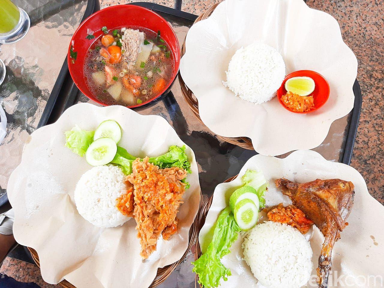 Teras Muzda Review Makanan