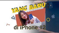 Unboxing iPhone 12: iPhone 5 dengan Ukuran Lebih Besar