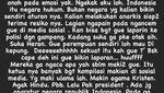 Nikita Mirzani Unggah Ayat Suci usai Diancam Diserbu Simpatisan Habib