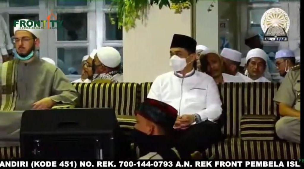 Wagub DKI Akui Sudah Imbau Peserta Maulid Nabi di Tebet soal Protokol COVID