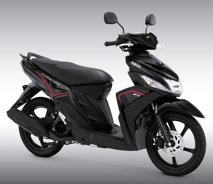 Yamaha Mio M3 dapat pilihan warna baru