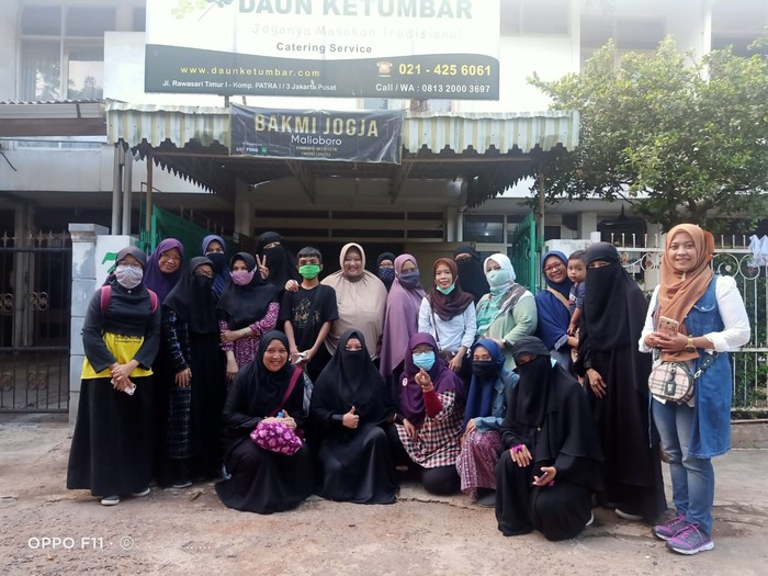120 Ibu Bentuk Komunitas UKM, Jual Siomay hingga Bakso Gulung