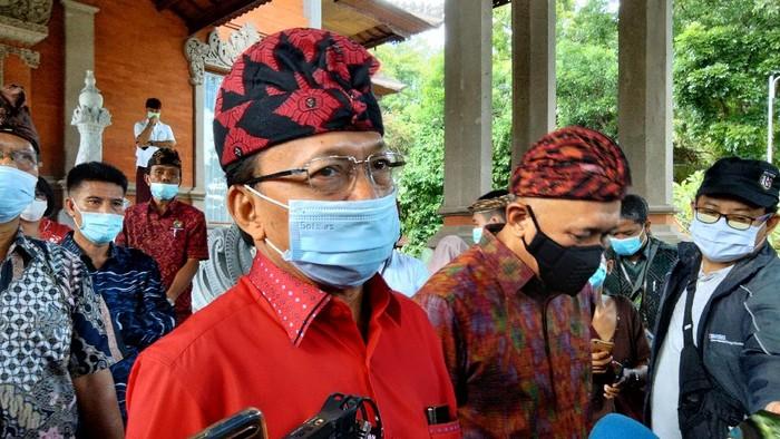 Gubernur Bali I Wayan Koster
