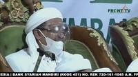 Di Tengah Polemik Swab, Habib Rizieq Tinggalkan RS UMMI