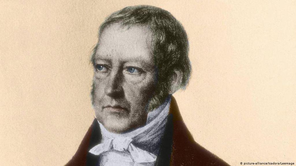Hegel, Filsuf Jerman Sumber Inspirasi Karl Marx