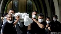 Iran Catat Rekor Kasus Corona Baru Dua Hari Berturut-turut
