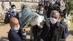 Iran Krisis Lahan Pemakaman COVID-19
