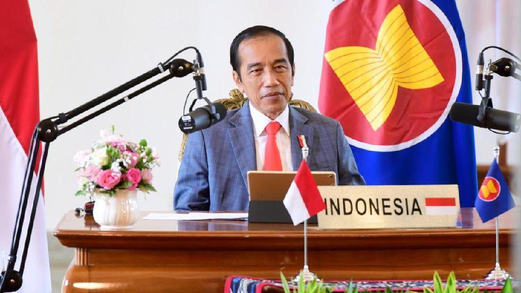 ASEAN-Selandia Baru Rayakan 45 Tahun Kemitraan, Jokowi Ingin Perkuat Kerja Sama