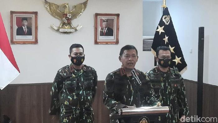 Kapolri Jenderal Idham Azis soroti peningkatan COVID-19 di Tanah Air (Yogi Ernes/detikcom)