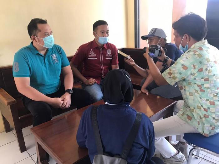 Kasat Reskrim Polres Kota Bima, Iptu Hilmi Prayugo (dok Istimewa)