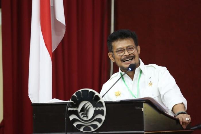 Menteri Pertanian, Syahrul Yasin Limpo menilai generasi muda menjadi harapan bangsa di tengah menghadapi situasi ketidakpastian akibat pandemi.