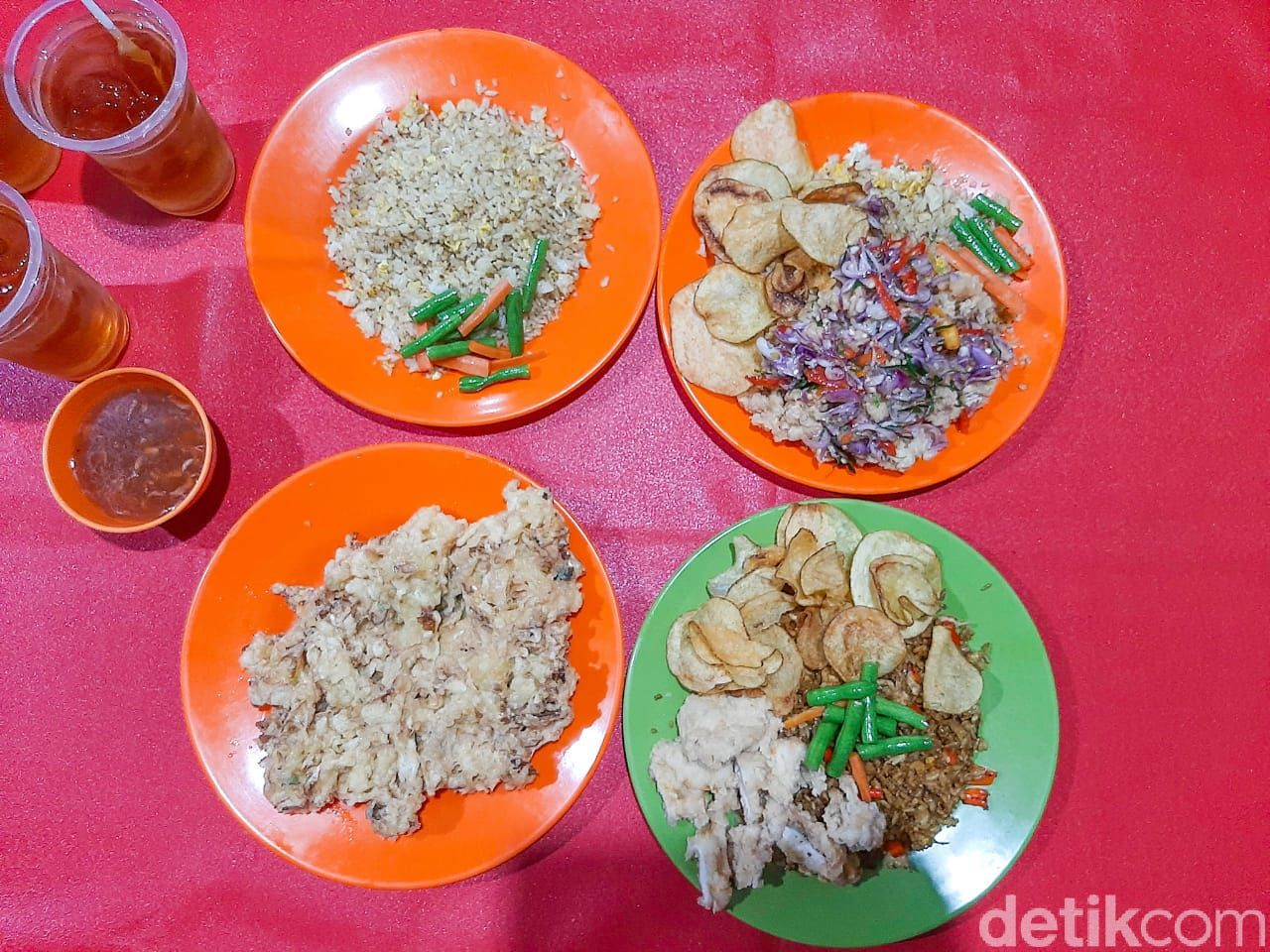 Nasi Goreng Bistik Kang Ajie di Jakarta