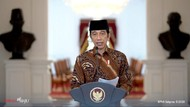 Bicara Keteladanan, Jokowi Minta MUI Kawal Program Vaksinasi
