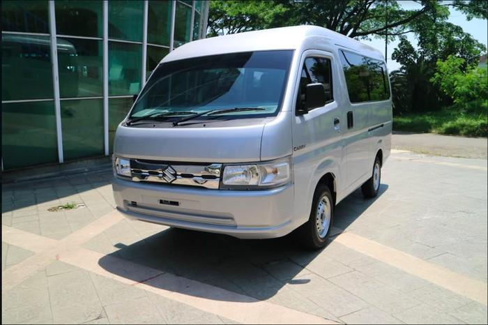 Suzuki Carry Pintu Geser