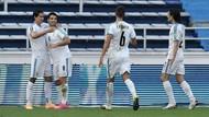 Hasil Kualifikasi Piala Dunia 2022: Uruguay Hajar Kolombia 3-0