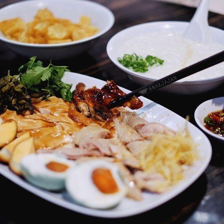 5 Warung Chinese Food Kaki Lima di Mangga Besar, Ada Bubur hingga Bakmi