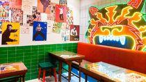 Mencicipi Mie Nunchaku di Restoran China Kekinian