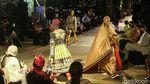 Begini Potret Fashion Show di Tengah Pandemi