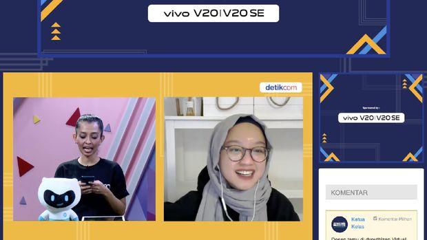 d'Youthizen Virtual Class Edisi Kelima Hari Pertama