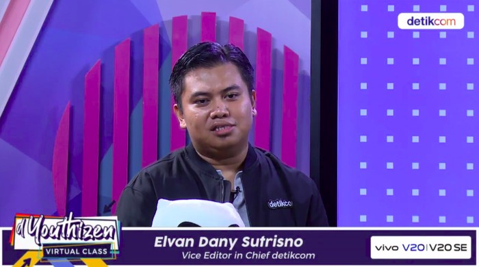 Elvan Dany Sutrisno dyouthizen