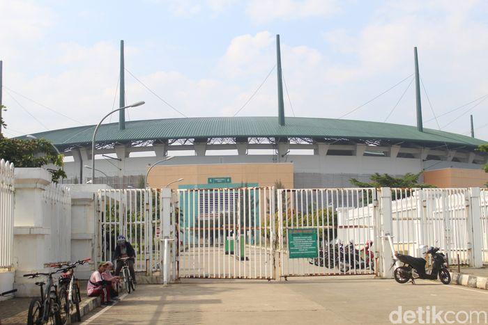 Gowes di DKI Rawan Begal? Ke Cibinong Saja, Ada Stadion Pakansari