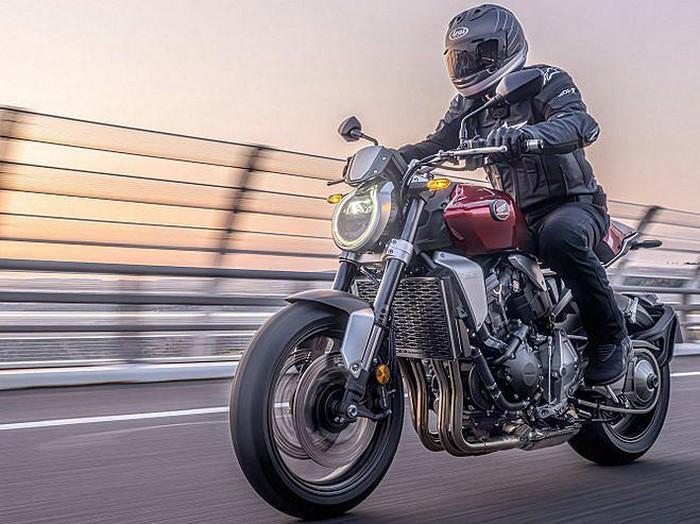 Honda CB1000R model tahun 2021
